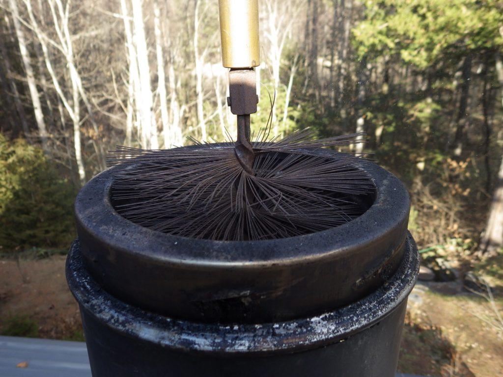 煙突ブラシ