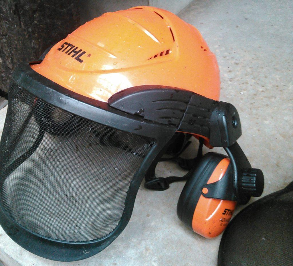 スチールアドバンスヘルメット