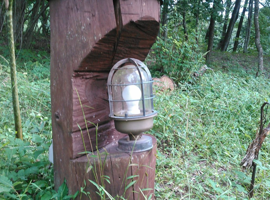 マリンランプの誘導灯