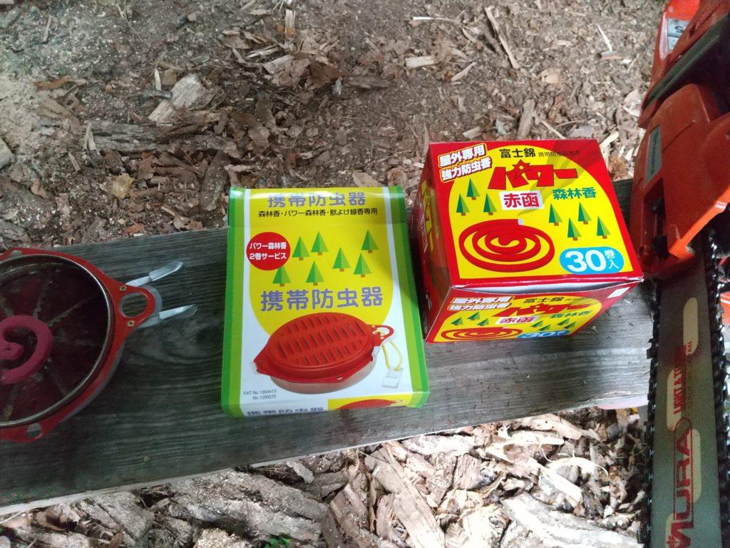 パワー森林香の箱