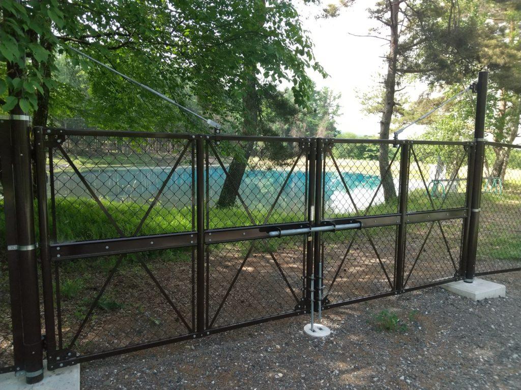 笹原ため池
