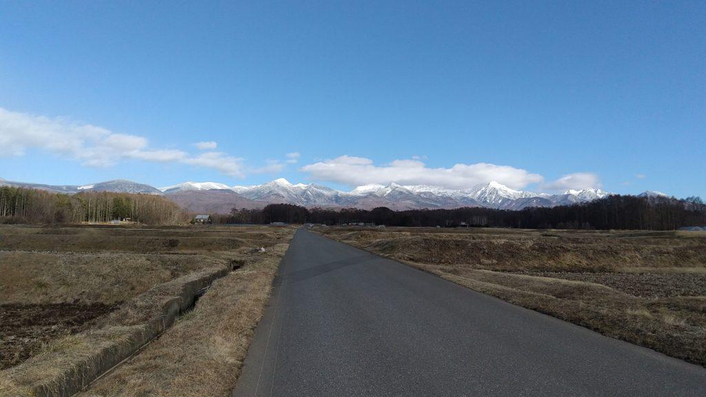 雪の八ケ岳