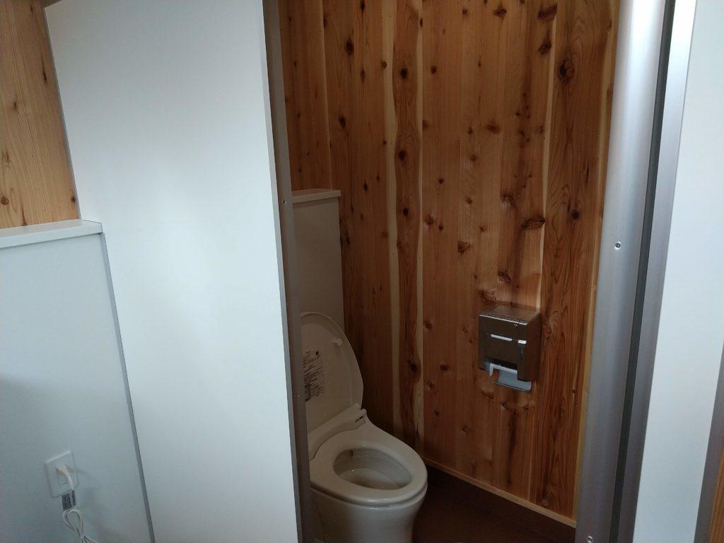 男子トイレ大