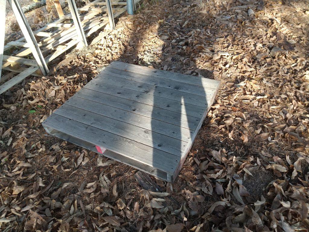 木製廃パレット