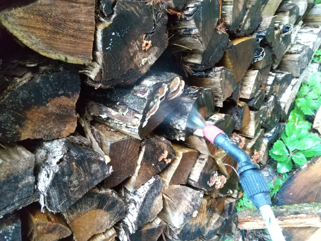 汚薪の生成