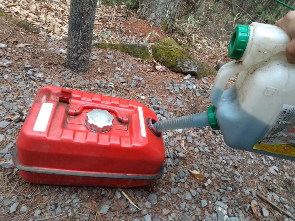 10リットルガソリン缶