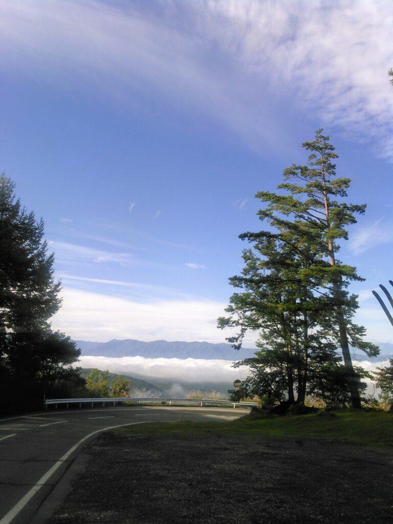 雲海スポット